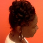 NATURAL HAIR-Up-Do